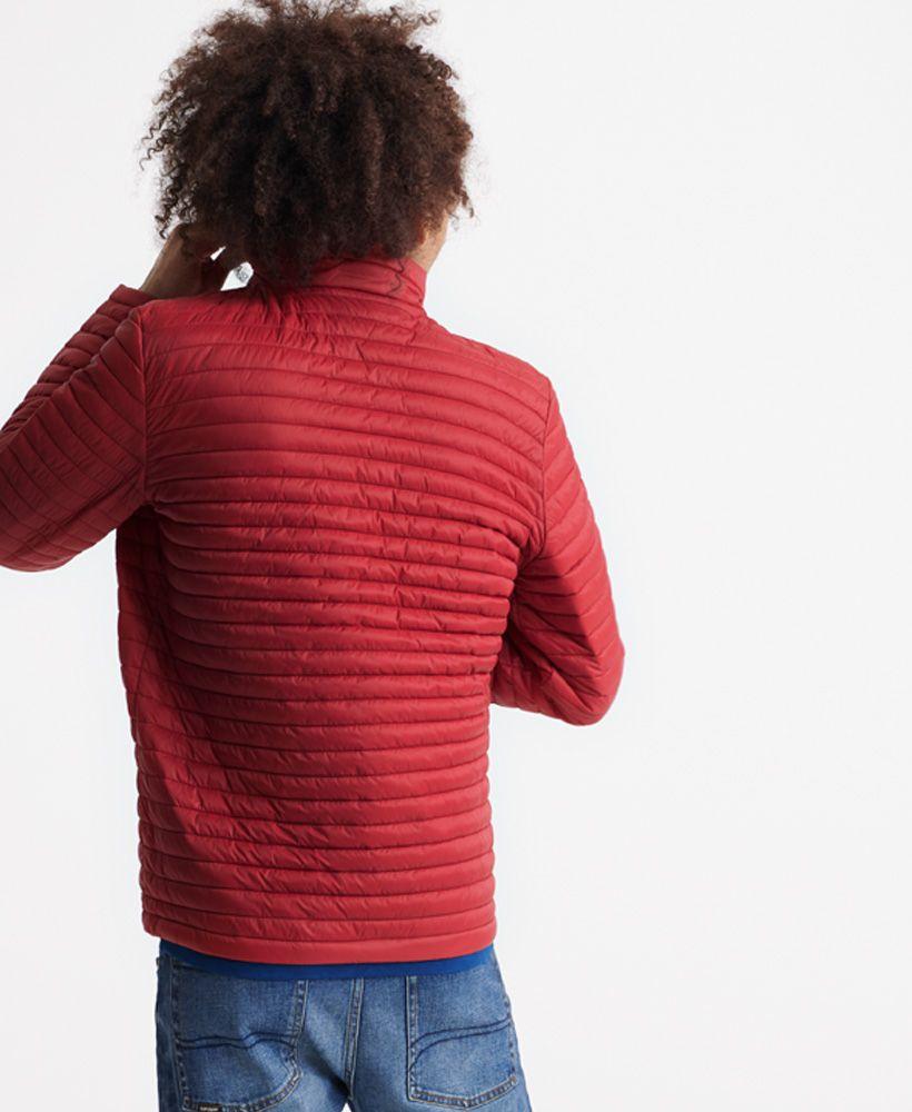 Superdry Micro Quilt Packaway Fuji Jacket