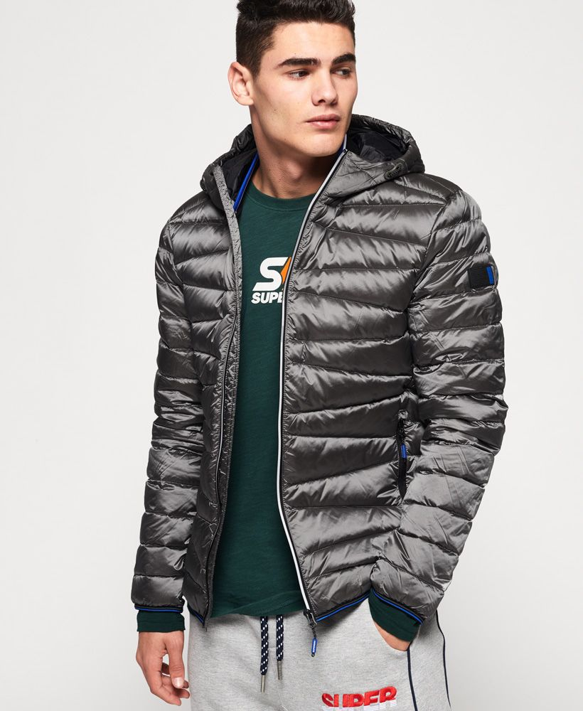 Superdry Clarendon Down Hooded Jacket