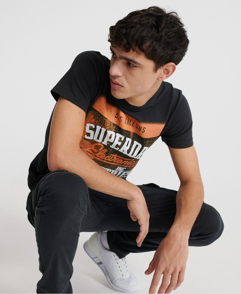 Superdry Photographic Workwear T-Shirt