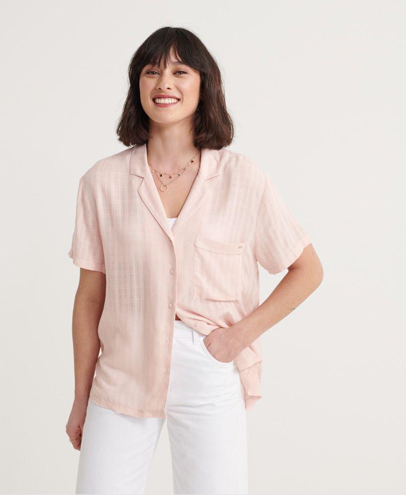 Superdry Fleur Resort Shirt