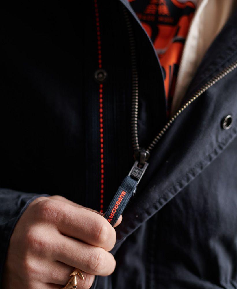 Superdry Winter Aviator Parka Jacket