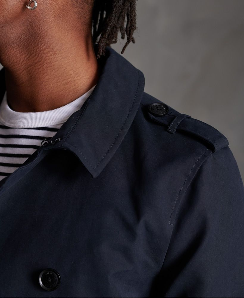 Superdry Edit Rogue Trench Coat