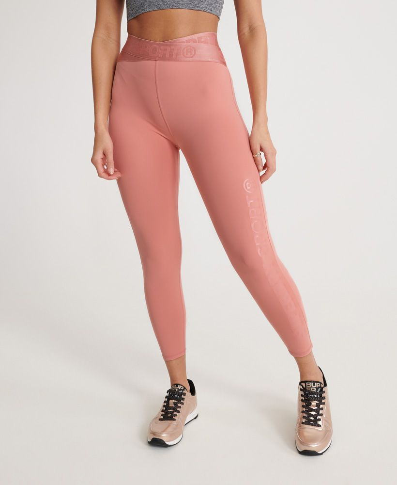 Superdry Training Cross 7/8 Leggings