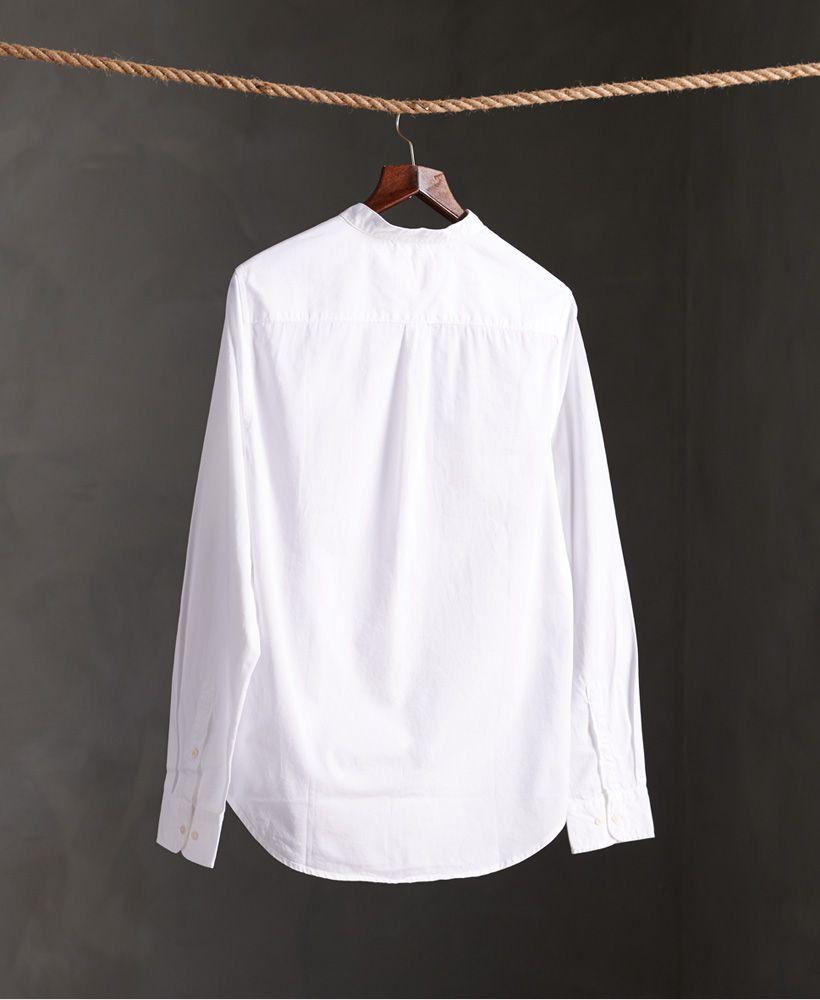 Superdry Classic Twill Lite Grandad Shirt