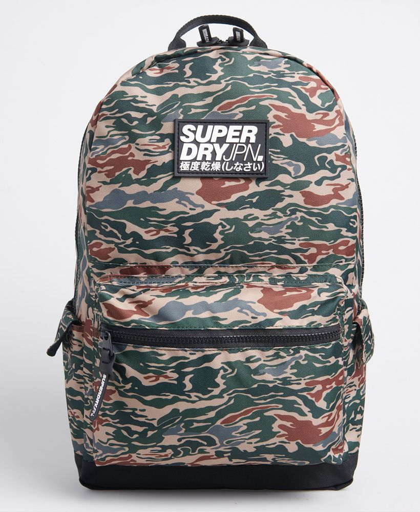 Superdry Block Edition Montana Rucksack