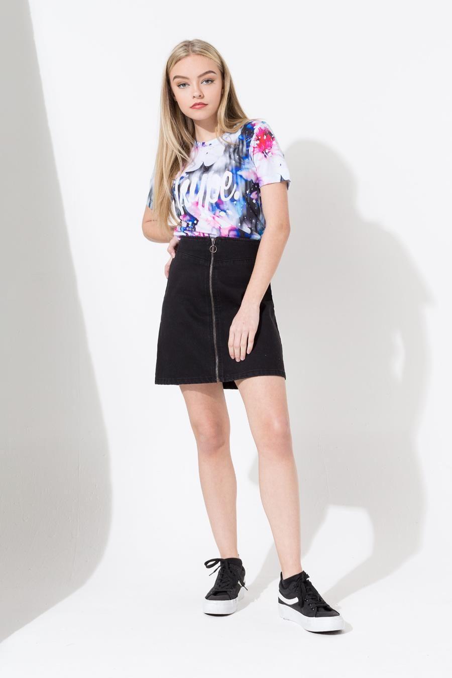 Hype Floral Motion Kids T-Shirt