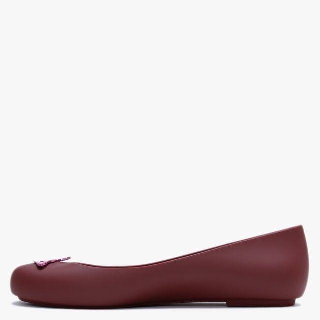 Vivienne Westwood x Melissa Space Love 21 Orb Ballet Pumps
