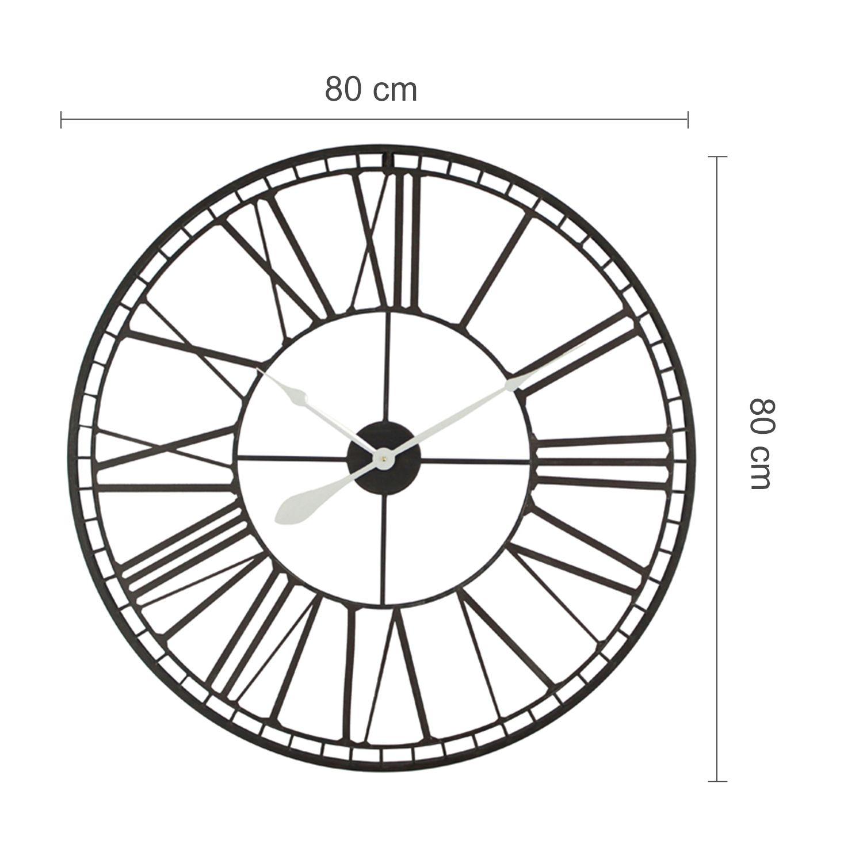 Luxury DIY Wall Sticker Clock with Clock Mechanism