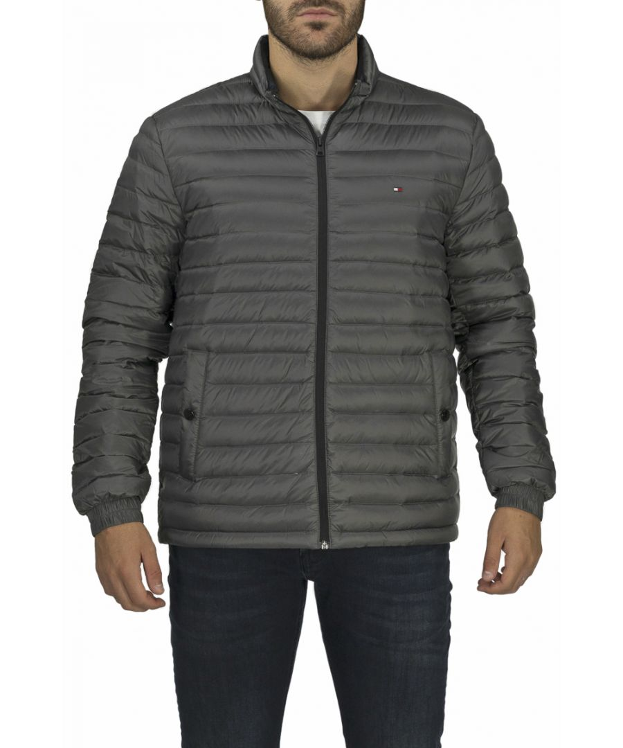Image for Tommy Hilfiger Men Jacket Packable Down Bomber