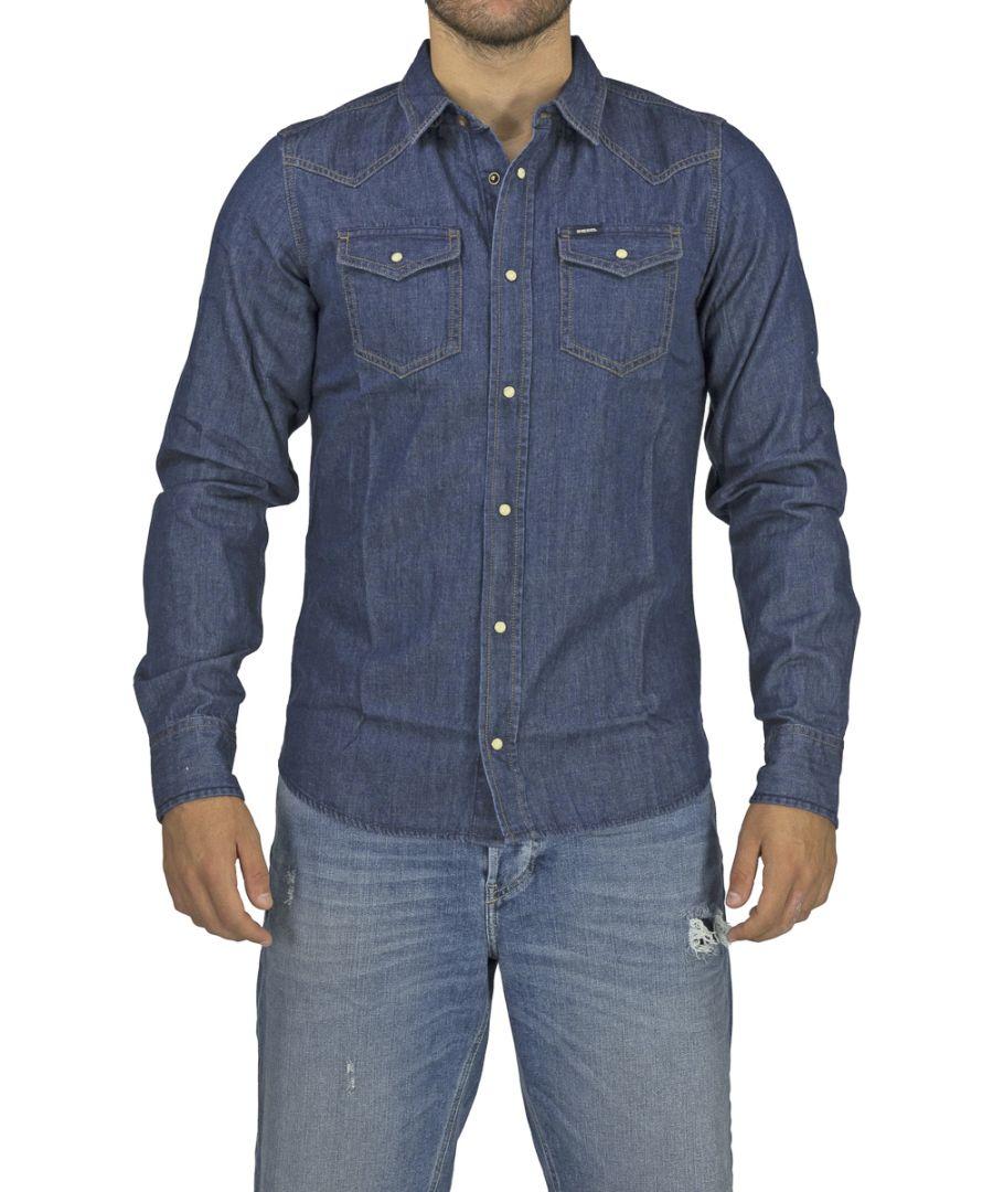 Image for Diesel  S-Madoka shirt