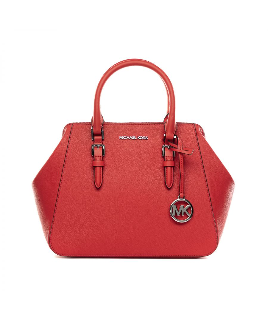Image for Michael Kors Charlotte Satchel Hand Bag