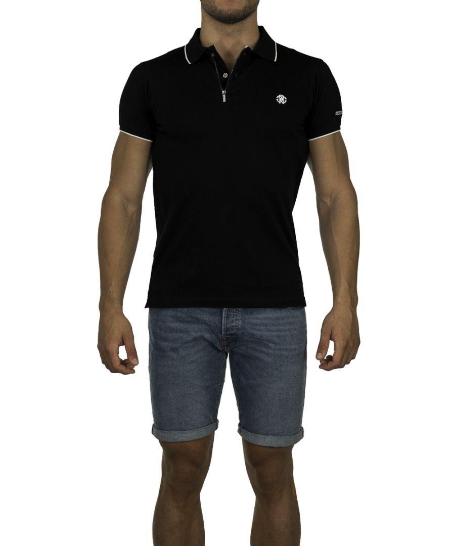 Image for Roberto Cavalli Polo Shirt with logo