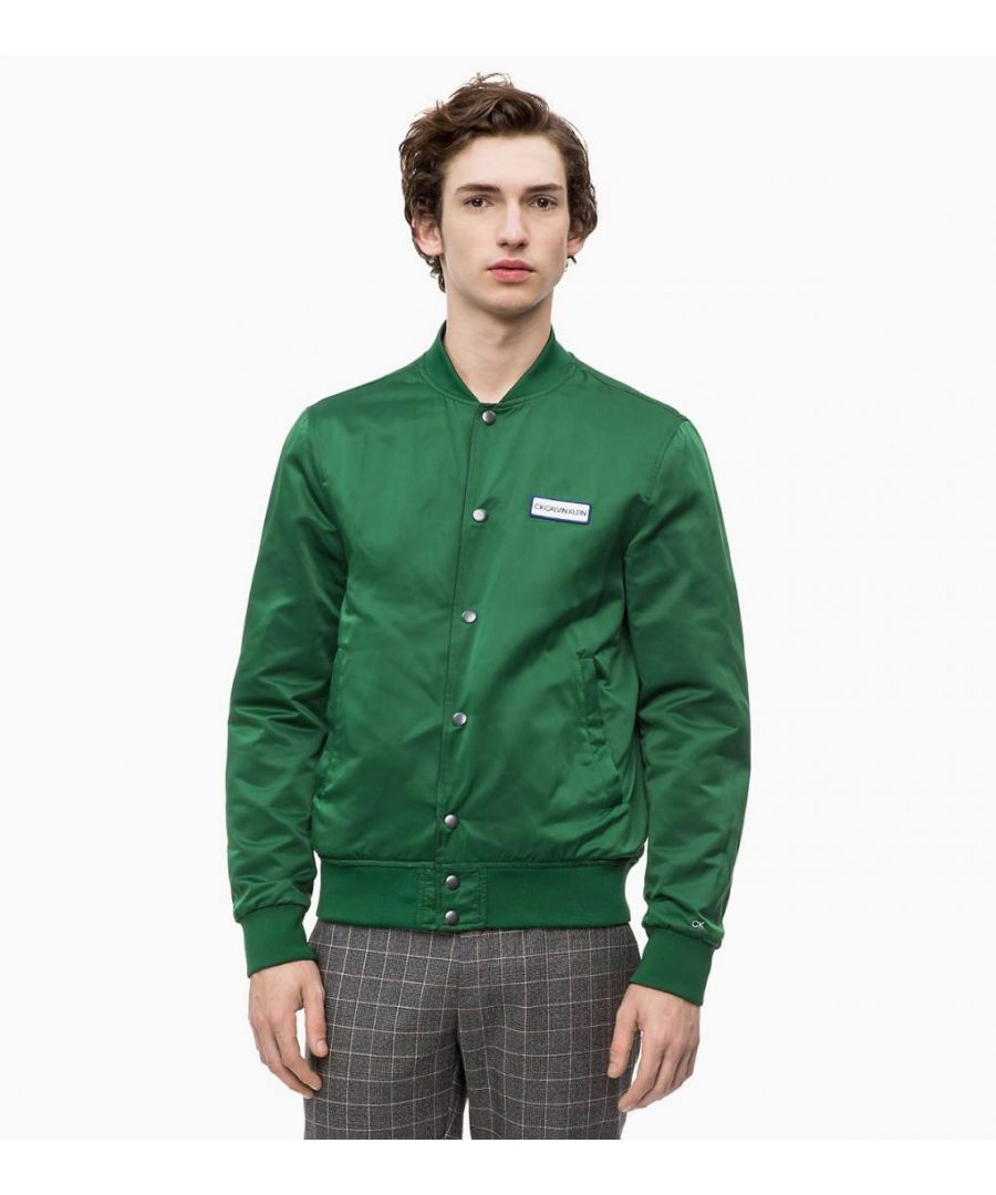 Image for Calvin Klein Men Jacket Reversible