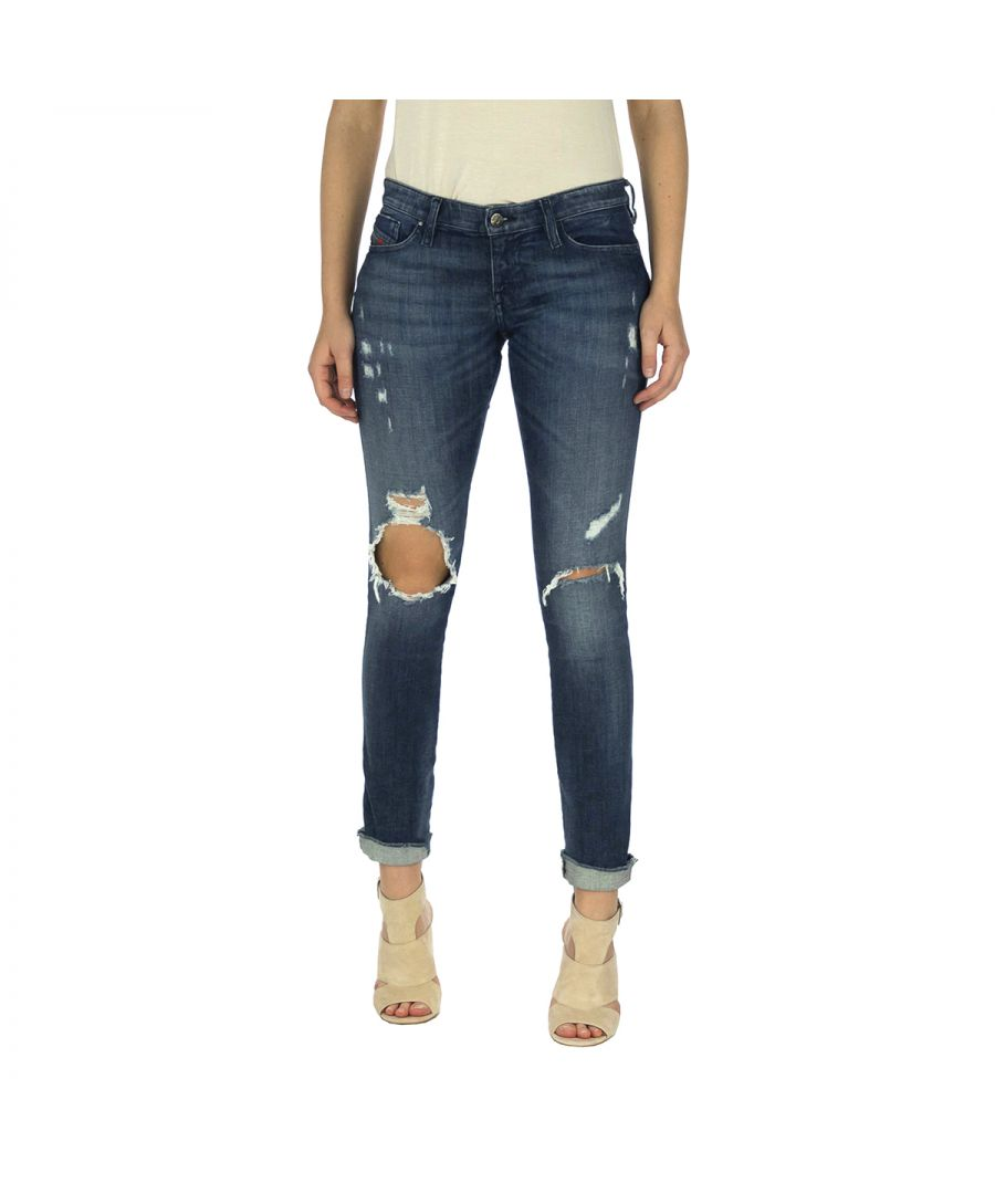 Image for Diesel SKINZEE-LOW L.32 Trousers
