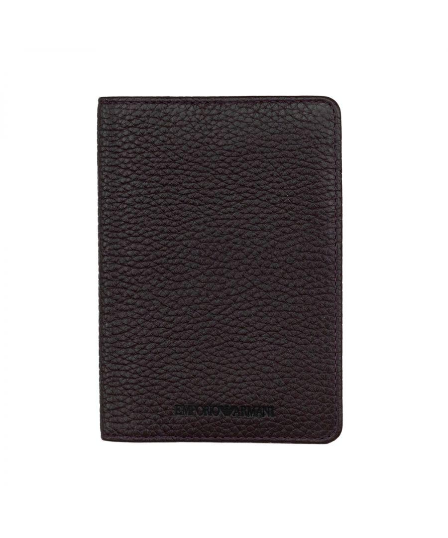 Image for Emporio Armani Passport Holder