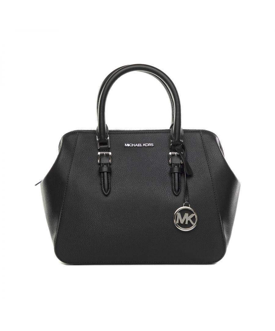 Image for Michael Kors Charlotte Satchel Hand Bag
