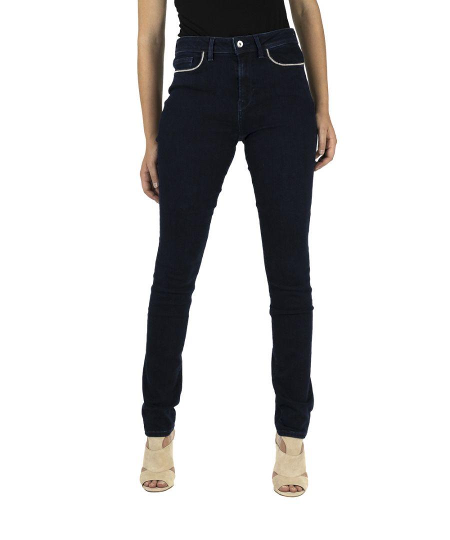 Image for Tommy Hilfiger Women's Denim Pants Paris