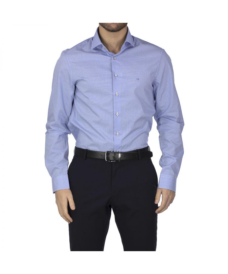 Image for Calvin Klein Men Shirt Rome