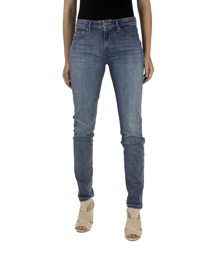 Image for Tommy Hilfiger Woman Denim Pants Venice Slim