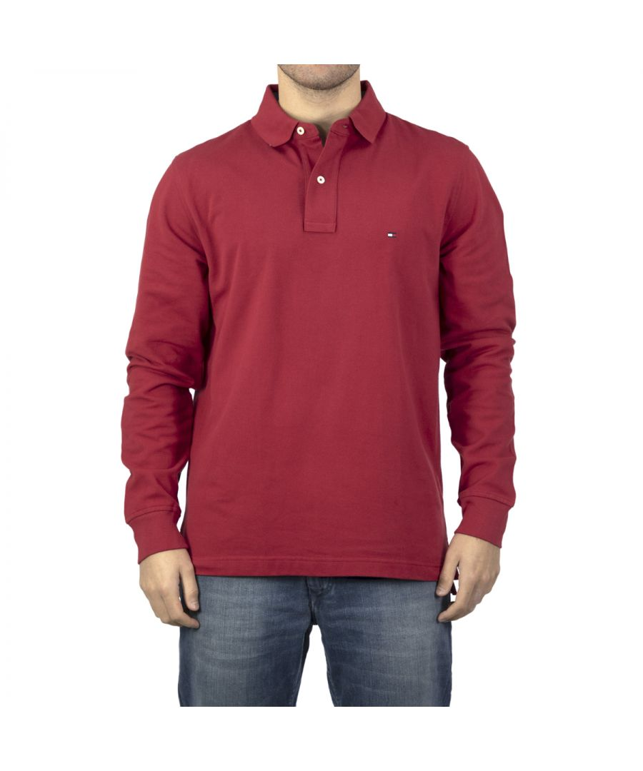 Image for Tommy Hilfiger Men Polo Shirt