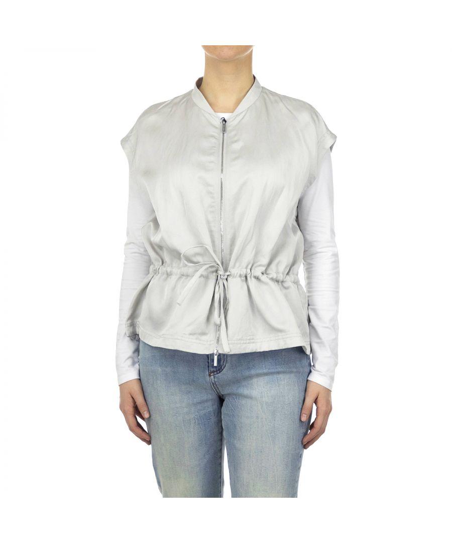 Image for Armani Exchange Sleeveless Jacket