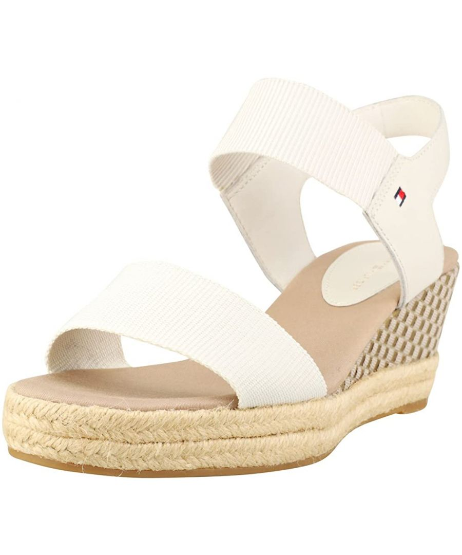 Image for Tommy Hilfiger Woman Sandals Elba
