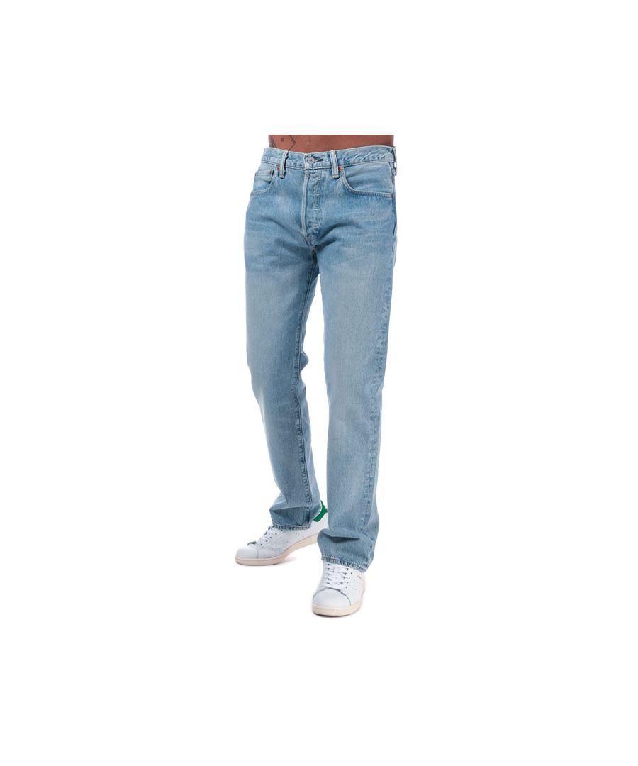 Image for Men's Levis 501 Original Fit Jeans in Denim