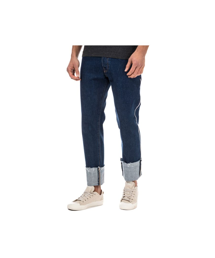 Image for Men's Levis 501 Original Fit Jeans in Denim