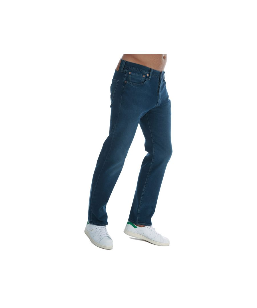 Image for Men's Levis 501 Originals Ironwood Jeans in Denim