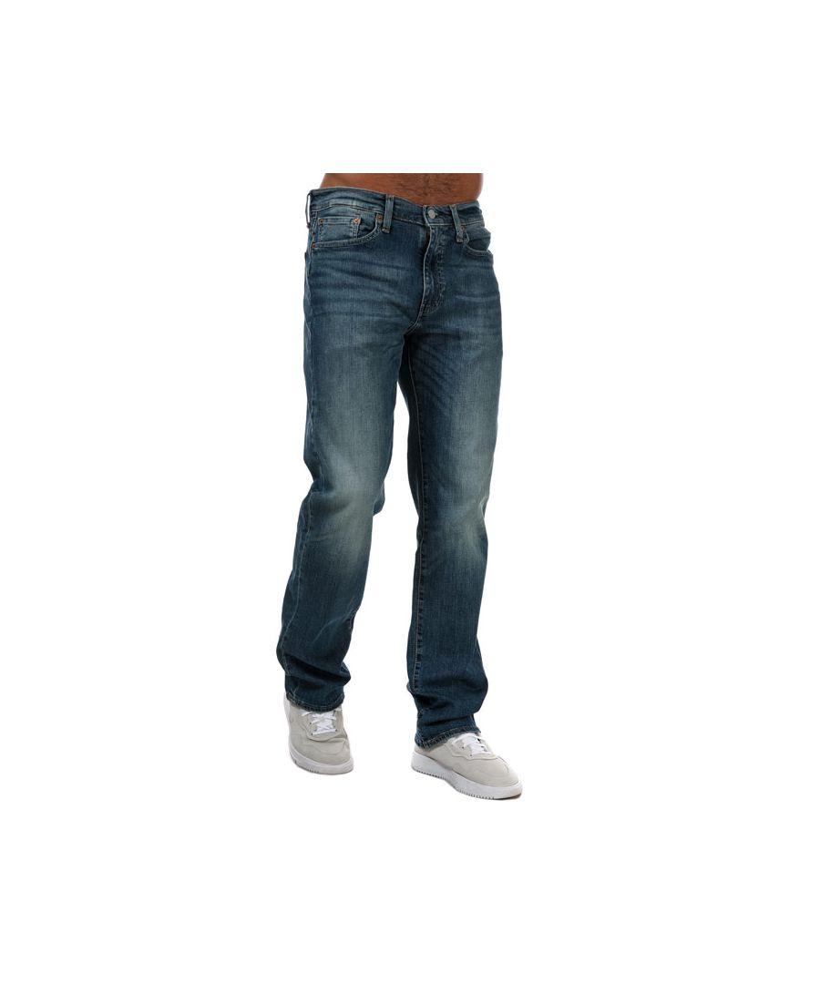 Image for Men's Levi's 514 Flex Orinda Straight Fit Jeans Denim 30Sin Denim