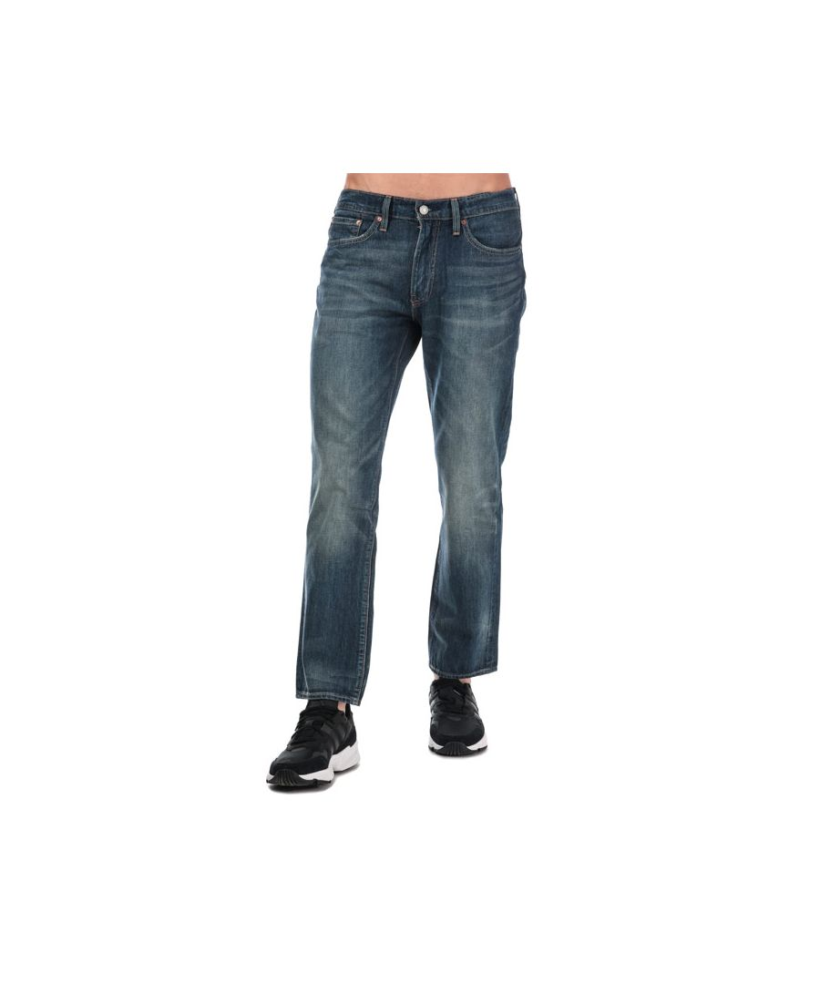 Image for Men's Levis 514 Straight Leg Jeans in Dark Blue