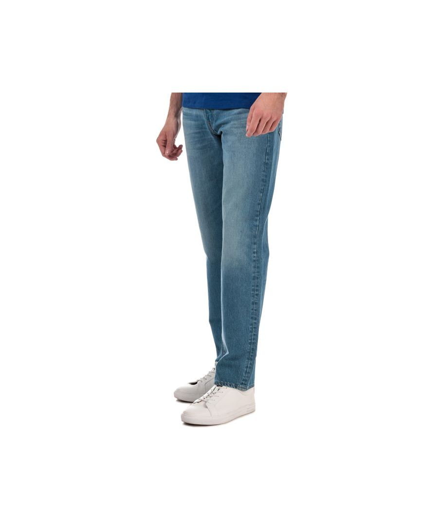 Image for Men's Levis 514 Straight Fit Jeans in Denim