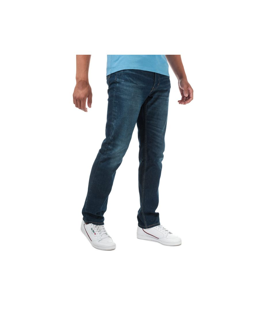 Image for Men's Levis 514 Straight Quincy Bold Jeans in Denim