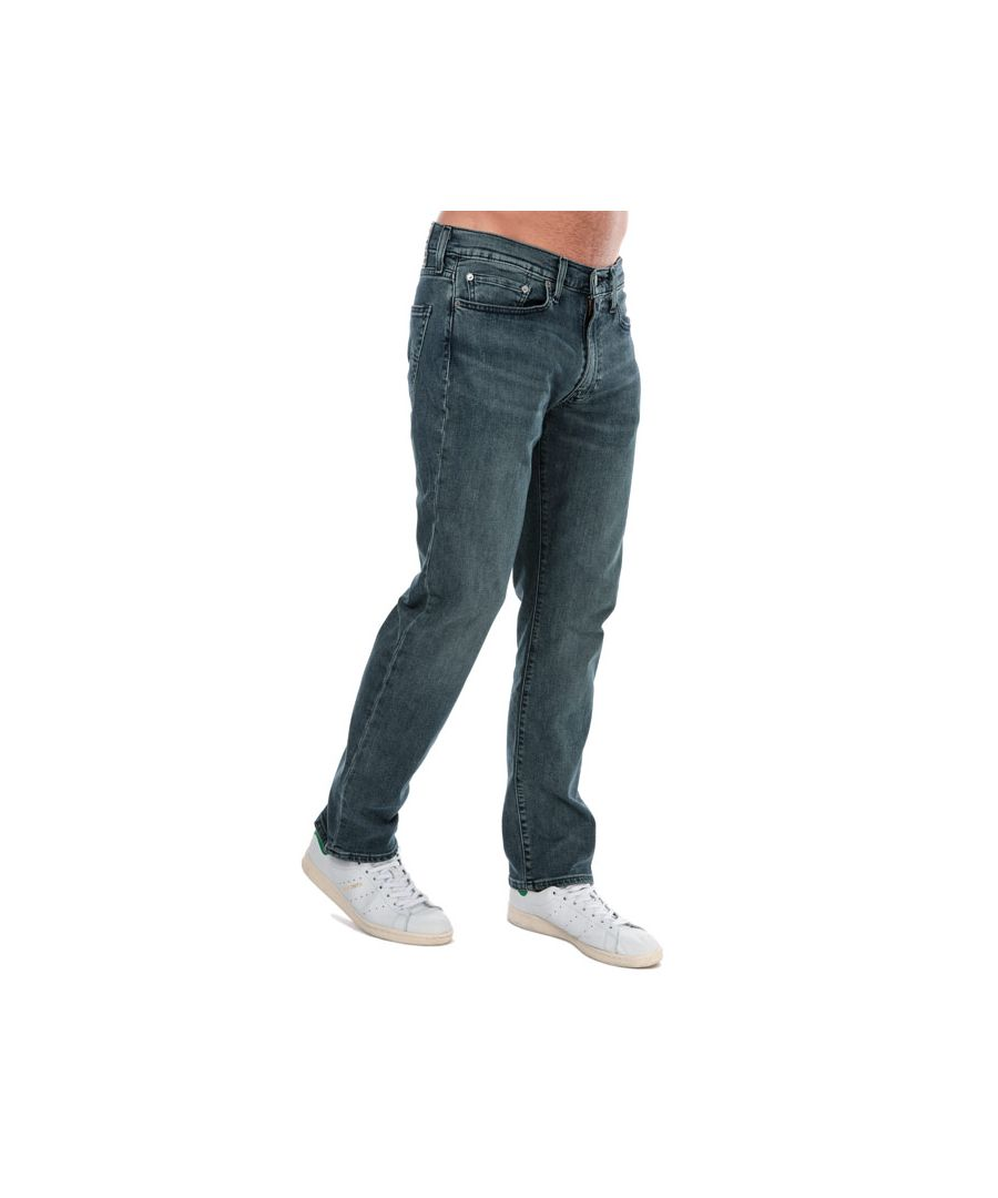 Image for Men's Levis 514 Emotional Rollercoaster Straight Jeans in Denim