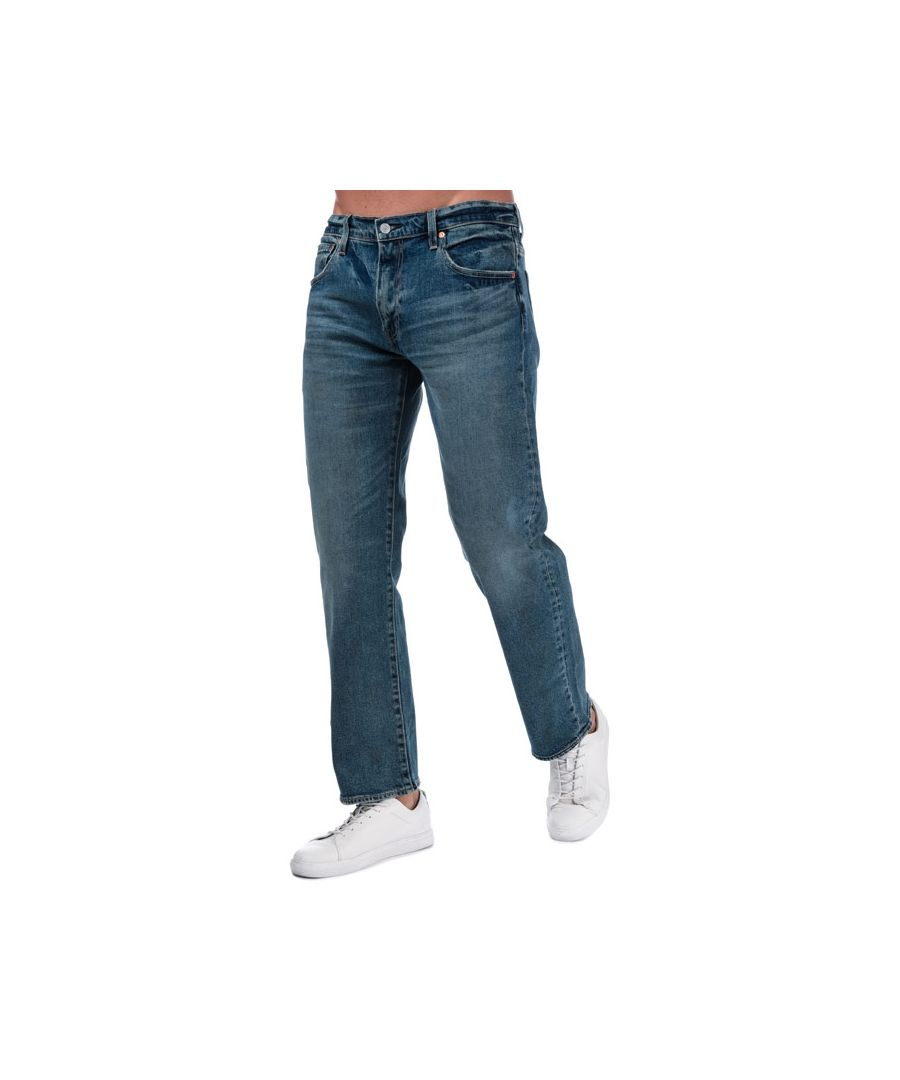Image for Men's Levis 569 Loose Straight Jeans in Denim