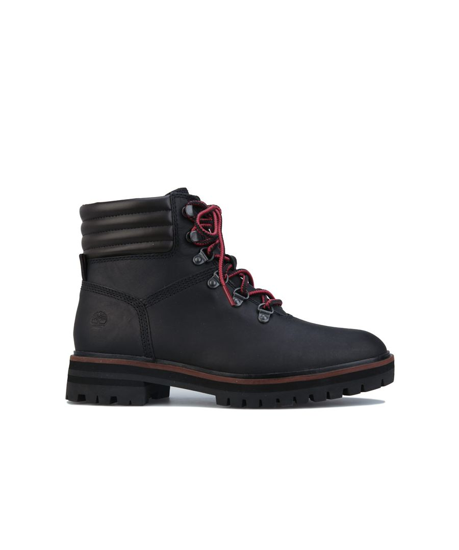 Image for Women's Timberland London Square Hiker Boots in Black