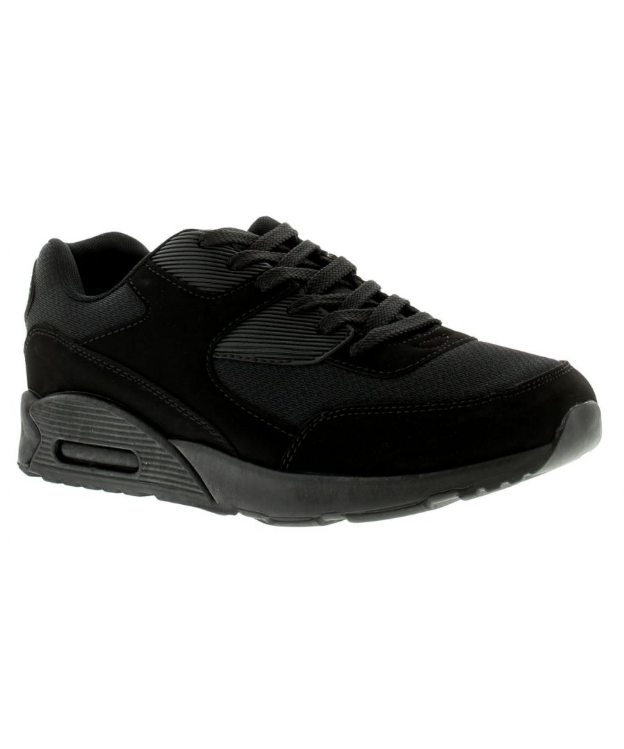 Image for Mens Lace Fastening Casual Trainer
