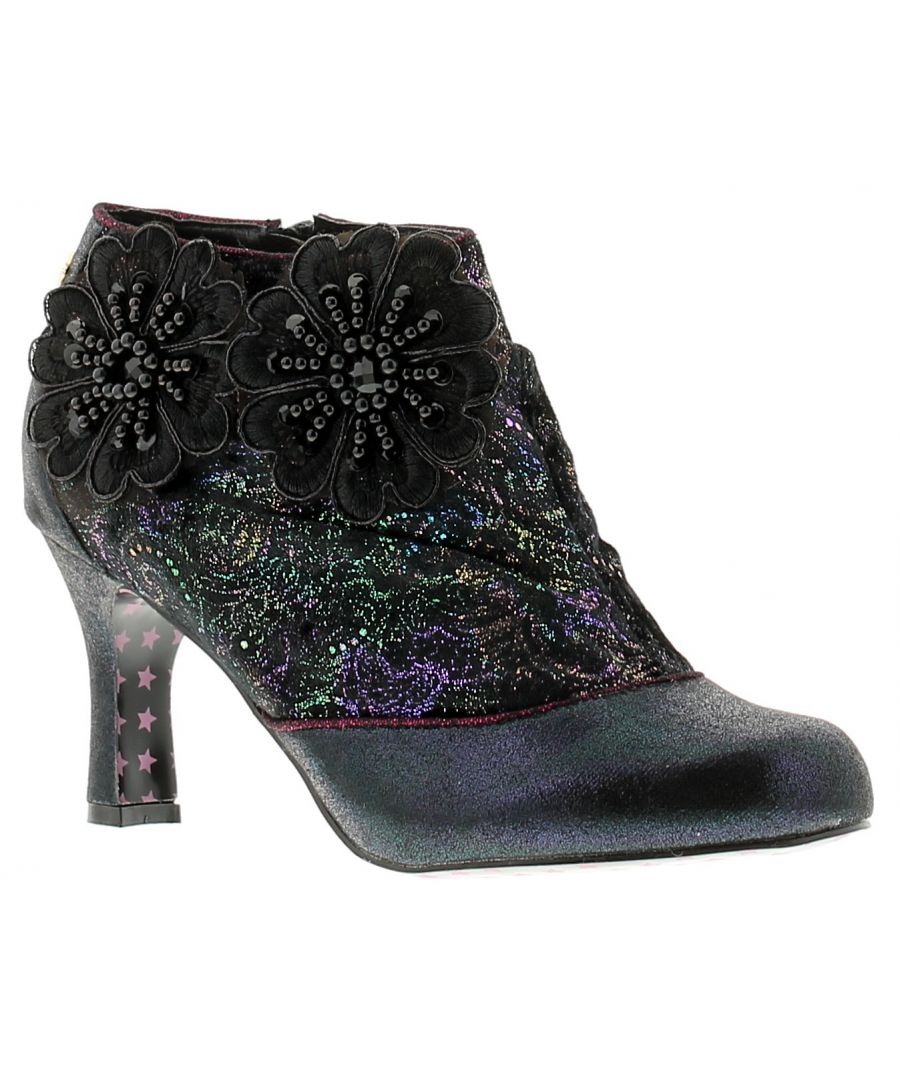 Image for Joe Browns Couture esmerelda womens ladies ankle boots black