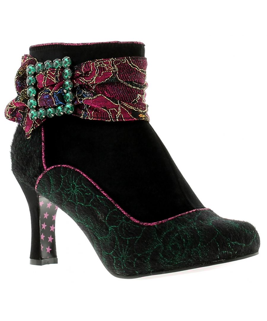 Image for Joe Browns Couture arlo womens ladies ankle boots black