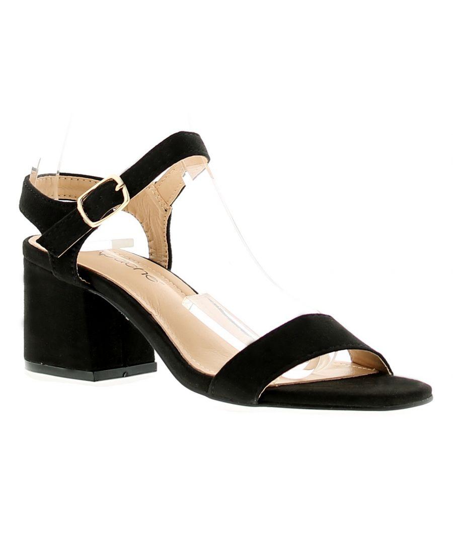 Image for Apache Sinita Womens Ladies Shoes Black