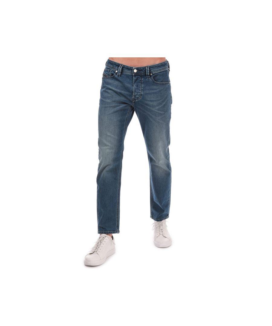 Image for Men's Diesel Zatiny Jeans in Blue