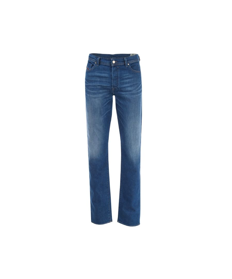 Image for Men's Diesel Thytan Straight Leg Jeans in Denim