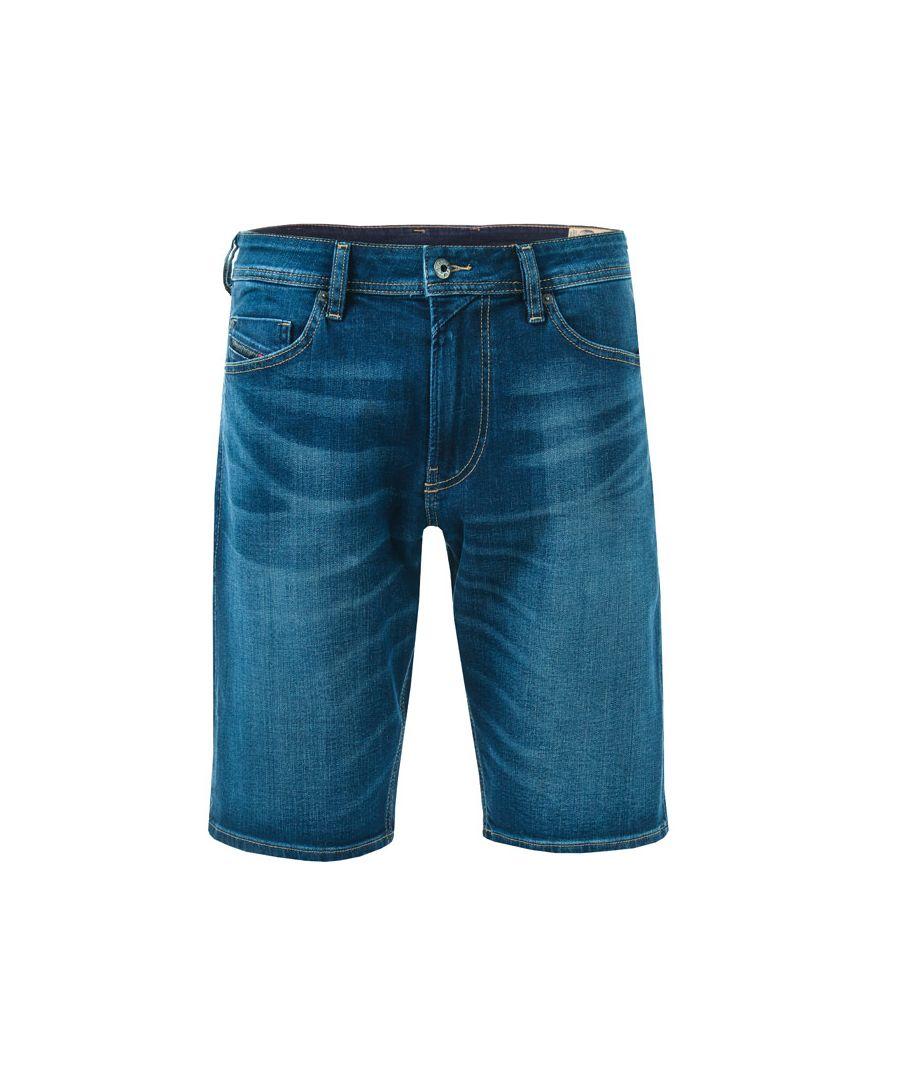 Image for Men's Diesel Denim Tho Shorts in Denim