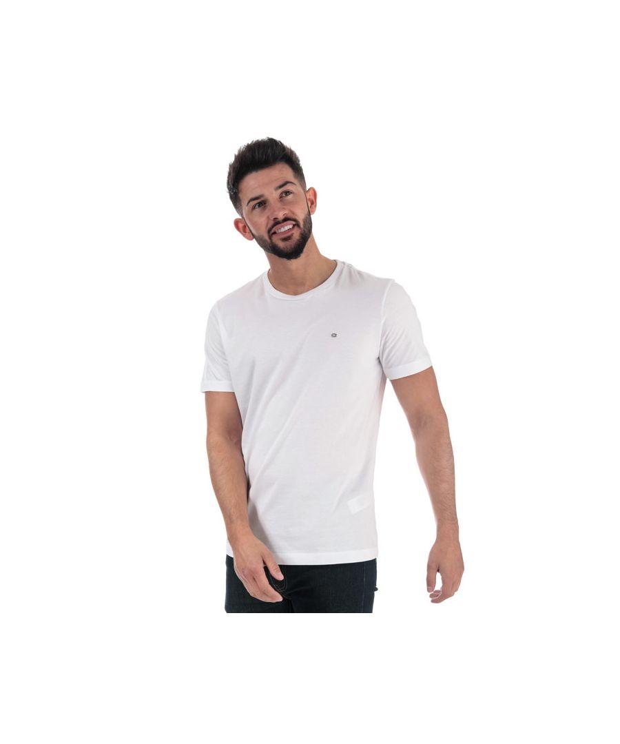Image for Men's Diesel T-Zosimosnew T-Shirt in White