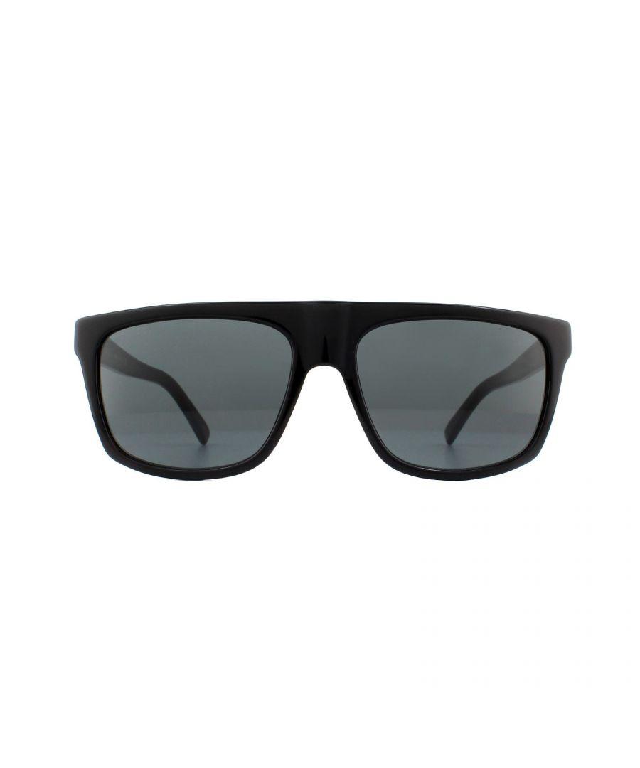 Image for Gucci Sunglasses GG0450S 001 Black Grey
