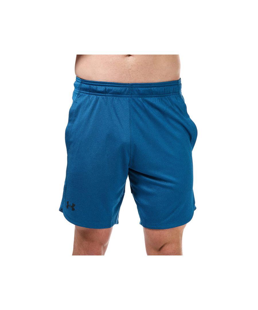 Image for Men's Under Armour Baseline Cotton Vest in Blue