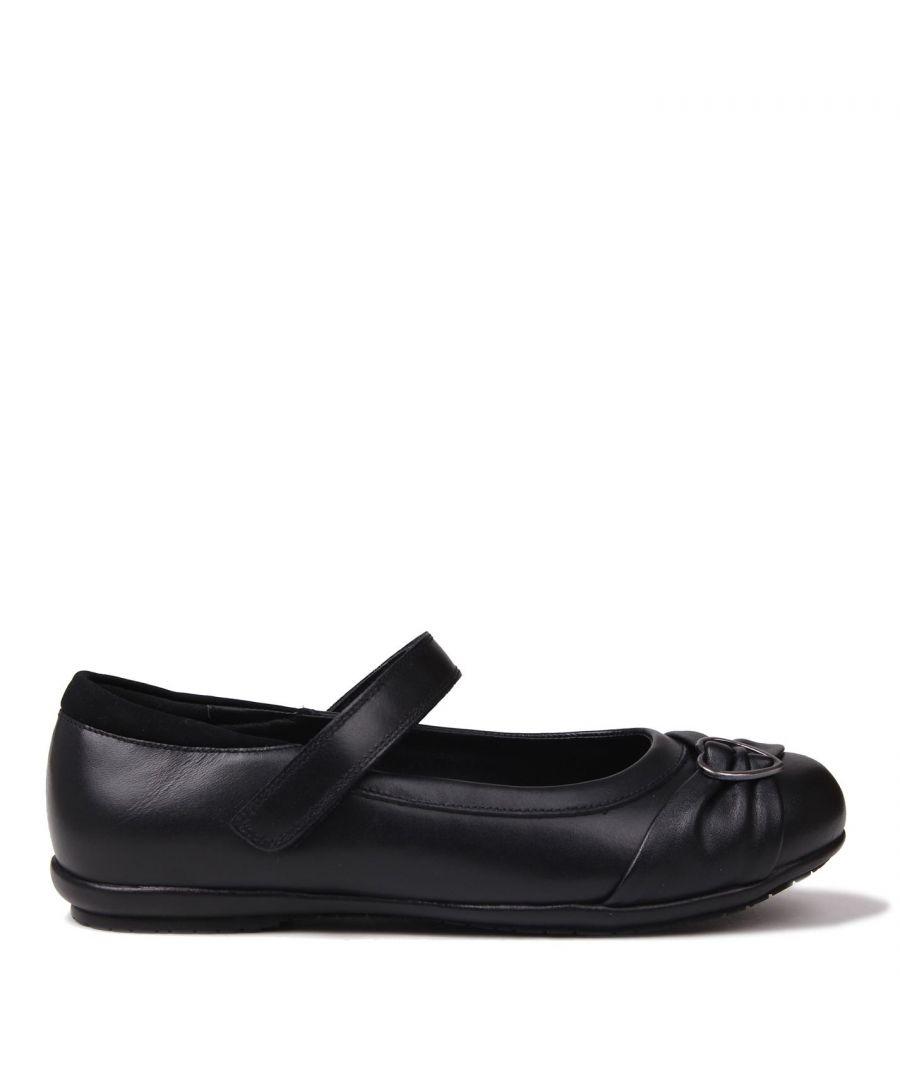Image for Kangol Kids Loreto Childrens Girls Flat Ballet Shoes Flats Ballerinas
