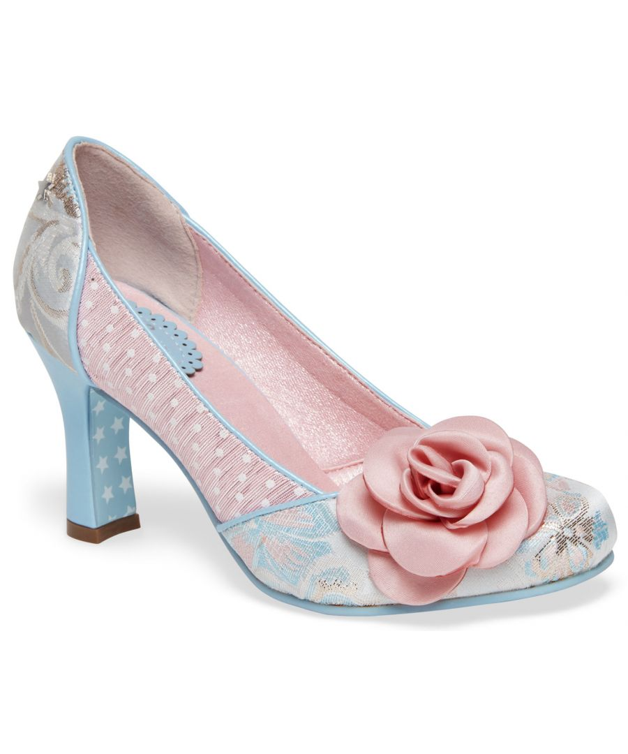 Image for Joe Browns Couture Isabella Womens Occasion Shoes Pastels/Multi
