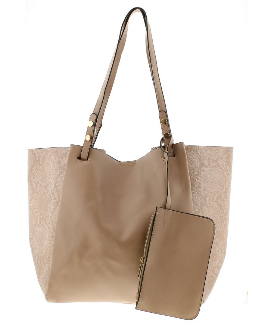 Image for Wynsors slouch shopper tote womens bag