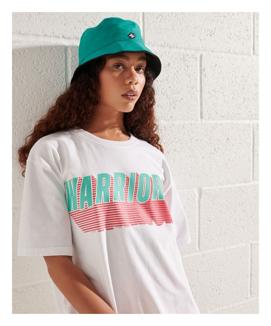 Image for Superdry Franchise Graphic Top